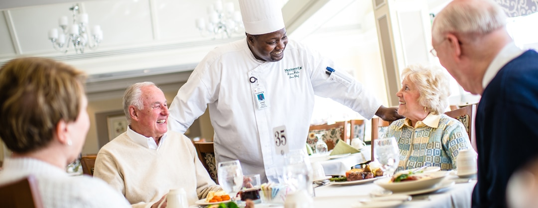 Discover Meadowood with a <strong>Dine & Discover Luncheon</strong>